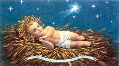 Resultado de imagen de niño jesús recién nacido navidad