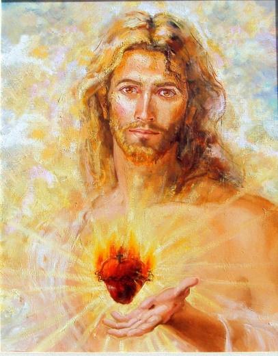 resultado de la imagen de Sagrado Corazón de Jesús