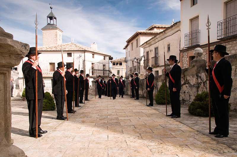 ac12da2deae La provincia de Guadalajara prepara su Semana Santa